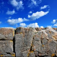 Upon This Rock by augenweide