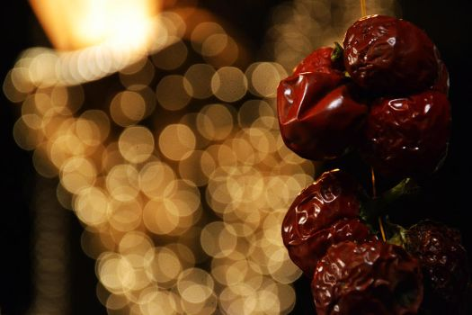 Hungarian red peppers by YxxX-BudaiBence-XxxY