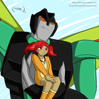 """Collab: """"Mine"""" by locoexclaimer"""