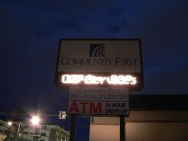 Community first credit union by CrazypersonA4