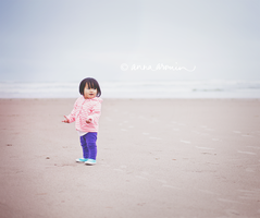 Keilani by the Sea by inktice