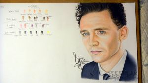 Tom Hiddleston 1 by GeeFreak