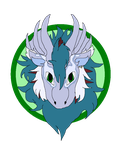Mierage Badge by EvaEevee