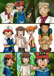 Pokemon Fusion Sidestory: Always Friends 4Ever by hikariangelove