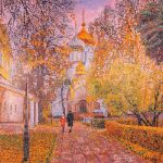 Cathedral of Our Lady of Smolensk by CharskayaLucya