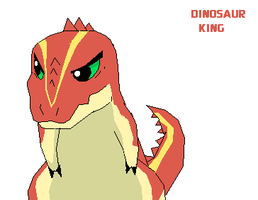 Dinosaur King Terry thingie by dabbido