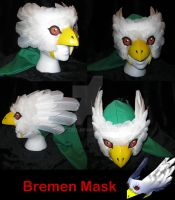 Bremen Mask by Arizzel