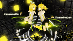 .: Kagamination :. by mmd-lover