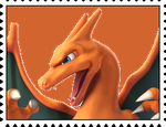 Charizard's Stamp by RalphAguilar462