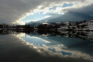 Lac Saint Andre 2 by organicvision