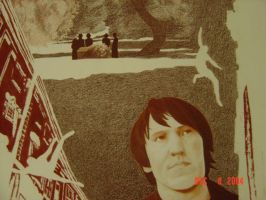 Elliott Smith by ArtsyFartsy416
