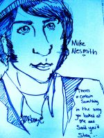 Mike Nesmith by boomboombang221