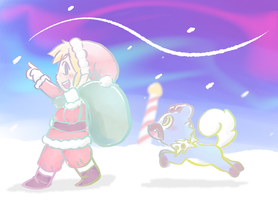 Onward! To the North Pole! by HeroLinkTriforce