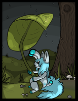 Rainy Night by TheseWeirdFishes