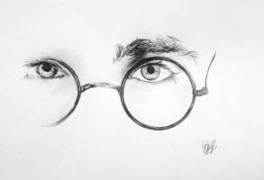 'He has her eyes. Exactly her eyes.' by cattybonbon