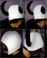 Absol Hat by SmileAndLead