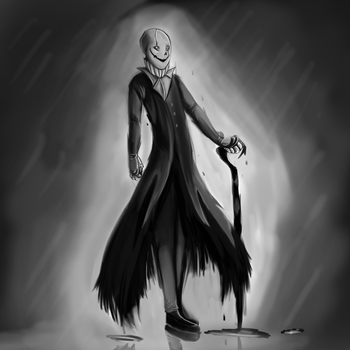 Gaster by Doukz