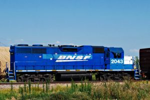 BNSF 2043 by SMT-Images