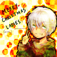 Merry Christmas, Ladies by tofuface