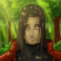 Hashirama Senju by Fyre-Dragon