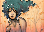 Sketchcard008 - Autumn by LMJWorks