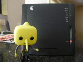 TELSTRA IS UNACCEPTABLE! UNACCEPTABLE!!!!!!!!!!!!! by R-J-S-KING