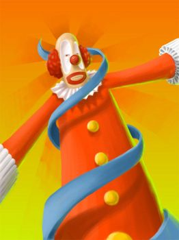Clown by Pallala