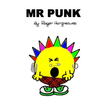Mr. Punk by vurtpunk