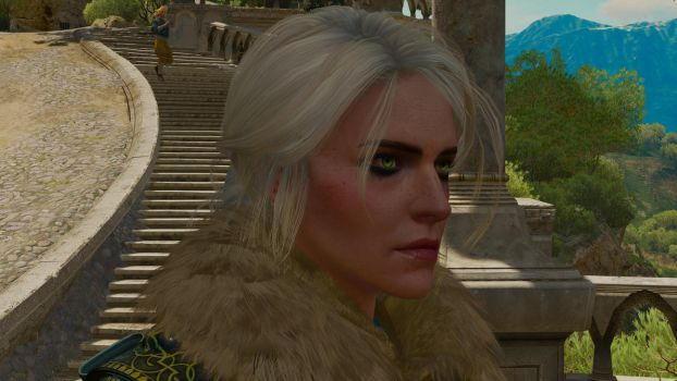 Ciri - NVidia Ansel Super Resolution (10928x6144) by youknowwho77