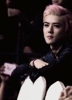 Sexy or Handsome Sehun ? answer below by The-Rmickey