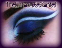 Milky Way - Make up by TheEmanueleCastelli