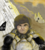 Asian Space Odyssey by Kalayde