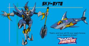 TFA Sky-Byte by Shadypenpen