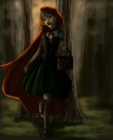 Red Riding Hood by Sierryberry