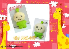 CJ7 Character by handmadecuteness