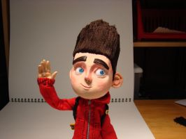 Norman (Paranorman) by Kristheblade
