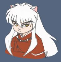 inuyasha by MoonLightRose17