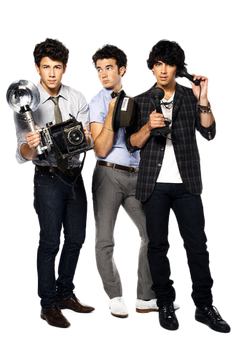 Jonas Brothers - PNG/Render by tommz2011