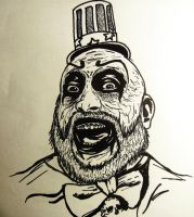 Captain Spaulding. by Darxen