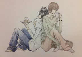 Death note by Fangirl342