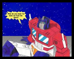 Optimus by SoundlessRain