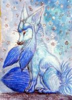 Glaceon ATC for trade/sale whatevs :) by Napoisk