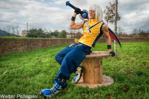 Riku Cosplay - A New Journey by Leon Chiro by LeonChiroCosplayArt
