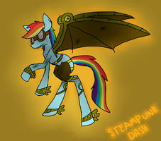 Steampunk Dash by TheAllyGLaDOS