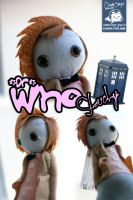 Dr Who Slouchy by cleody
