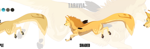 Taravia Commission by Kairi292