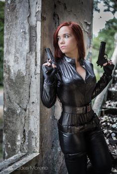 The Black Widow by Windelle