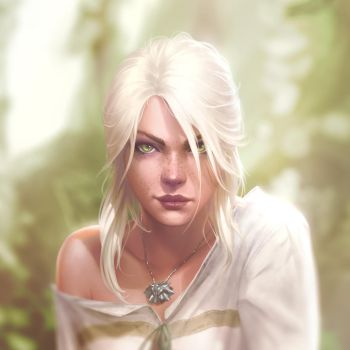 Cirilla by krysdecker