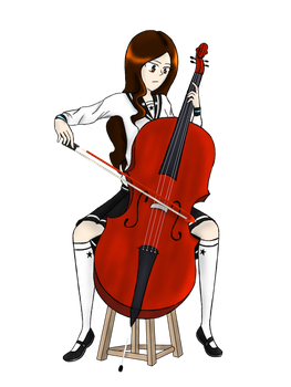 [SIA] The Cellist by SparkleChord