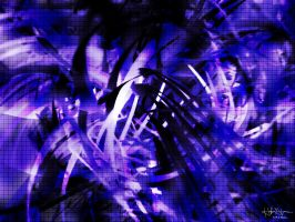 Purple Abstract by kaiyul